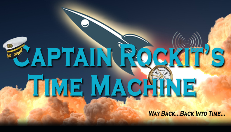 Captain Rockit's Time Machine